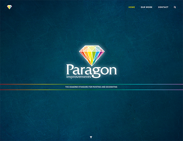 paragon improvements - Web Portfolio