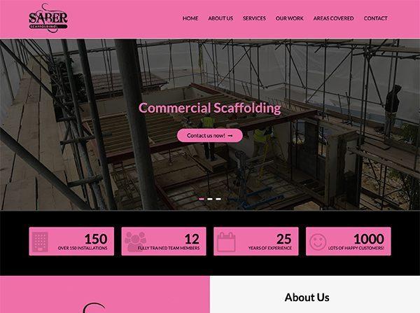 saber scaffolding e1592562196742 - Web Portfolio